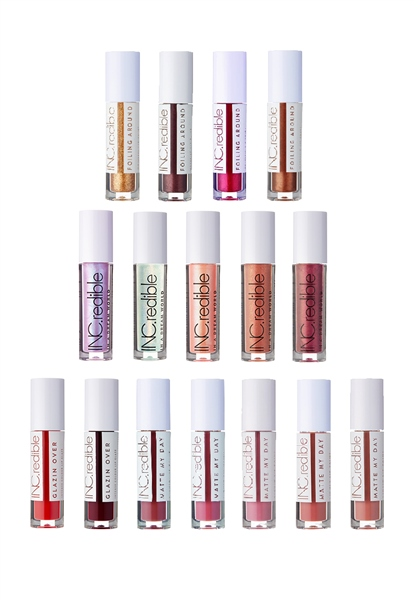 Lip Lovers Lipstick Collection  - Click to view a larger image