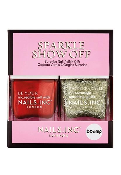 Sparkle Show Off Surprise Nail Polish Duo