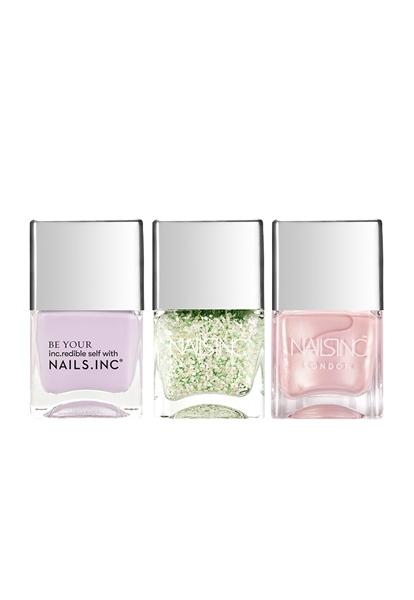 Spring Dreams Nail Polish Trio  - Click to view a larger image