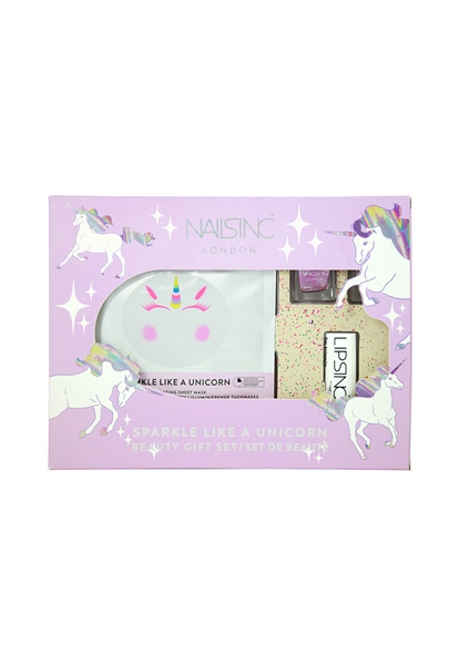 Sparkle Like a Unicorn Nail Polish Set  - Click to view a larger image