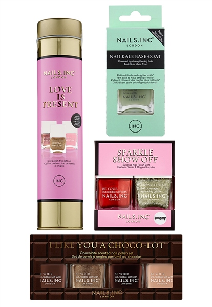 Holiday Treats Nail Collection  - Click to view a larger image