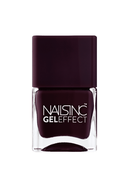 Grosvenor Crescent Gel Effect Nail Polish  - Click to view a larger image