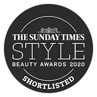 The Sunday Times Style Beauty Awards 2020 Nominee